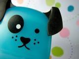 Sevimli Mavi Köpek